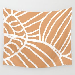 Cone Shell Wall Tapestry