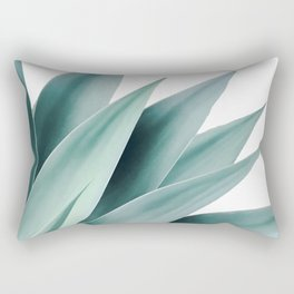 Agave flare II Rectangular Pillow