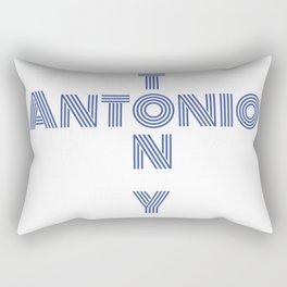Antonio - tony Rectangular Pillow