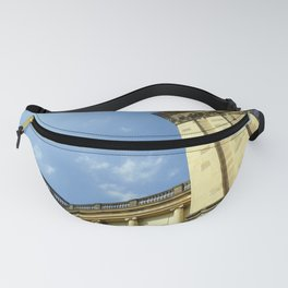 Mansion Fanny Pack