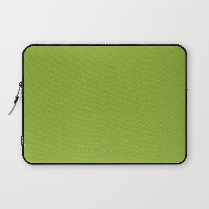 Stowaway ~ Fern Green Laptop Sleeve
