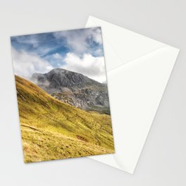 Mountain beauty Stationery Cards