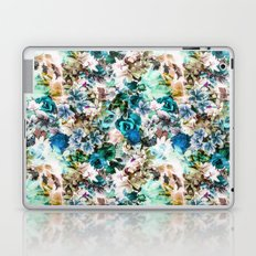 Floral Pattern V2 Laptop & iPad Skin
