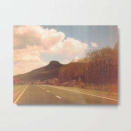 route 52 Metal Print