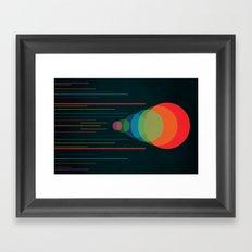 The Nova Framed Art Print