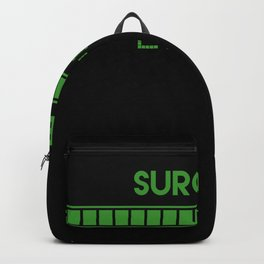 Surgeon Loading Backpack
