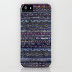 VINTAGE TRIBAL PATTERN Slim Case iPhone (5, 5s)