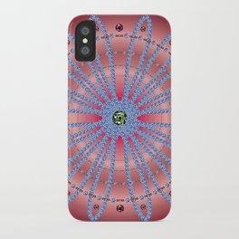 Relationship Mandala - מנדלה זוגיות iPhone Case