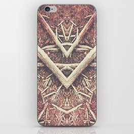 Bones of the fathers iPhone Skin