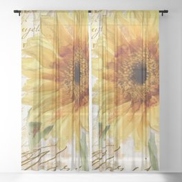 Ete II Sheer Curtain