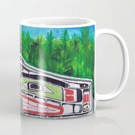 Alert Bay Longhouse Coffee Mug