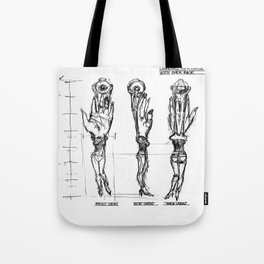 HEW With Backpack Tote Bag