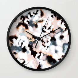 Niko Abstract Wall Clock
