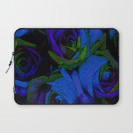 Funky Roses V Laptop Sleeve