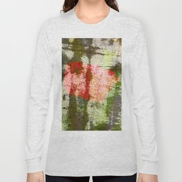 Structured Tulips Long Sleeve T-shirt