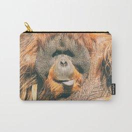 Orangutan. Carry-All Pouch