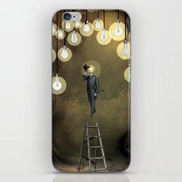 Enlightened World iPhone Skin