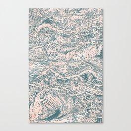 Victory at Sea Canvas Print