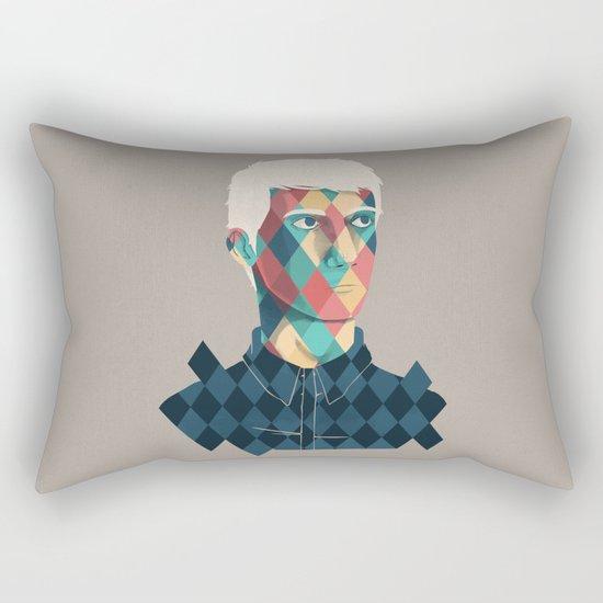 Inversion Rectangular Pillow