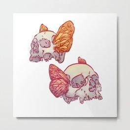 Ephémère Metal Print