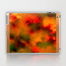 Cosmic clouds in 3D Cube Laptop & iPad Skin