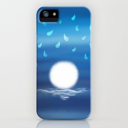 Soul Emerging iPhone Case