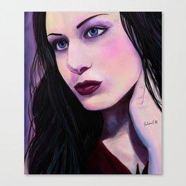 Jennifer Canvas Print