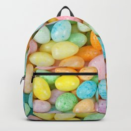 Happy Easter Speckled Jelly Beans Backpack