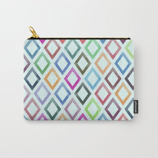 Lovely Pattern V Carry-All Pouch