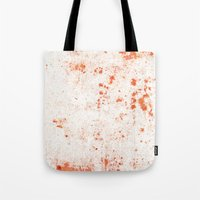 splatter Tote Bags featuring Splatter by Kit4na