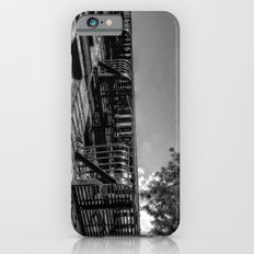 fire escape - building in manhattan, nyc Slim Case iPhone 6s
