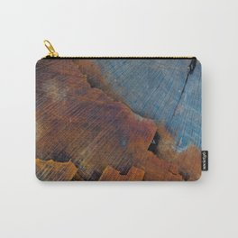 Colored Wood Carry-All Pouch