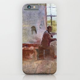 Charles Edward Conder - Impressionists, Camp - Digital Remastered Edition iPhone Case