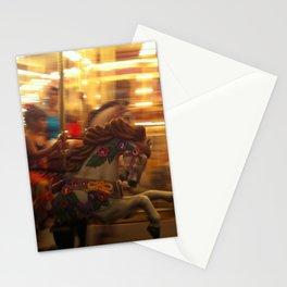 Cinderella Carousel Stationery Cards
