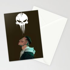 The Punisher Stationery Cards