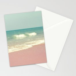 Sea waves 4 Stationery Cards