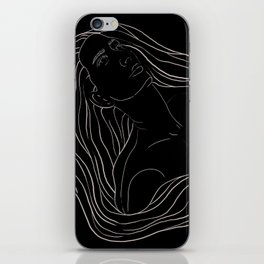 'Womyn' 1/3 iPhone Skin