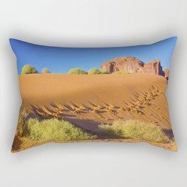 Sunrise on the Dunes Rectangular Pillow