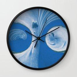 Snow Bird Wall Clock