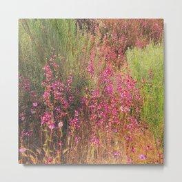 Wildflower superbloom Metal Print