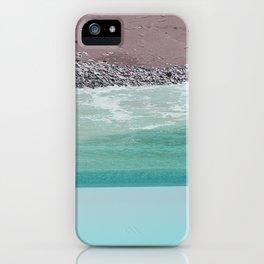 pacific ocean iPhone Case