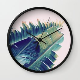 Frayed Wall Clock
