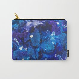 Oceanic Ink Carry-All Pouch