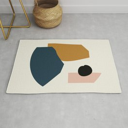 Shape study #1 - Lola Collection Rug