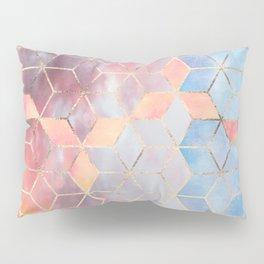 Magic Sky Cubes Pillow Sham