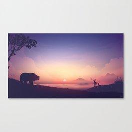 Kinship Canvas Print