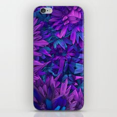 Purple Jungle iPhone & iPod Skin