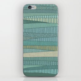 Summer Fields iPhone Skin