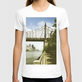 Queensboro Bridge New York City T-shirt