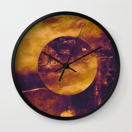Moon River Wall Clock